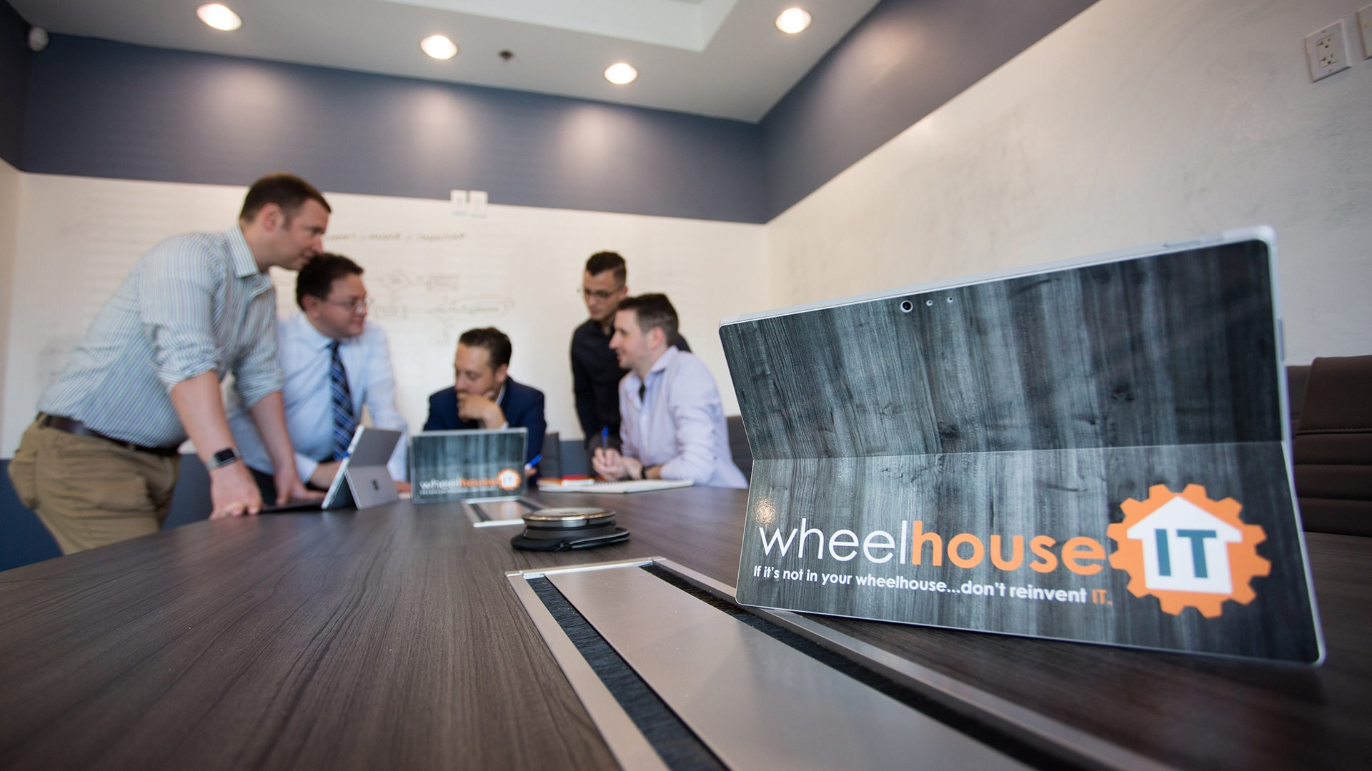 Contact WheelHouse IT for IT Support Near You